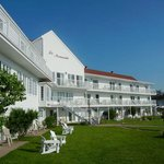 Attractive hotel