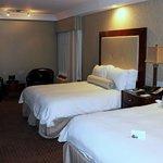 Double Queen Room Bed Room / Sitting Area