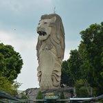 Merlion (Singapore Symbol)