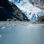 Holgate Glacier view