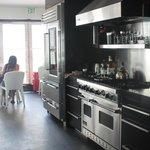 La cocina es muy útil para poder economizar en tu viaje