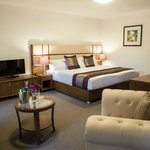 Foothills Conference Centre King Size room