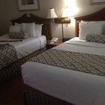 Crisp and Clean room upon check-in!