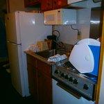 Kitchen efficiency area