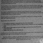 Description of the eco toilet