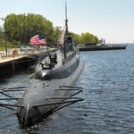 The awesome USS Silversides