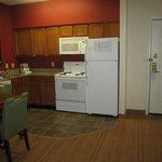 Wonderful, full kitchen
