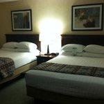 Comfortable updated bedroom