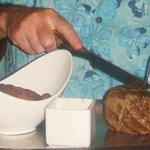Steak & plantains