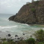 Praia do Cachorro - vista do alto