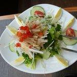 The not so special Gyu-Kaku Salad