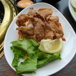 The disappointing Chicken Karaage