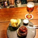 Beef Burger Bar Foto