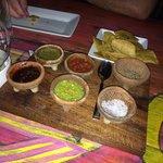 Various Salsas