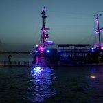 Boat after Dark