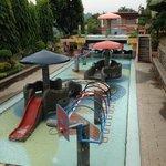 childrens theme pool