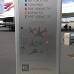 Airpark Entrance