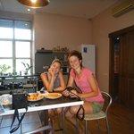 Туристки из Италии и Хорватии
