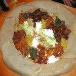 The Beyaynnatou dish... the best !
