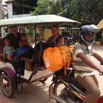 hotel arranges for great tuk tuk drivers!