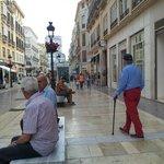 On Street Seating