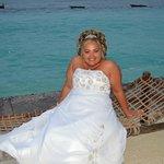Wedding on the main beach