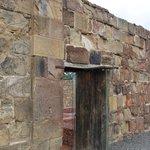 old sandstone
