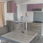 Aufenthaltsraum mit Küche / ausreichend für 6 Personen