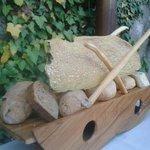 """""""cestino"""" del pane"""