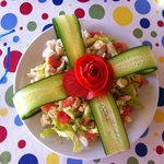 one of the tastiest cesar salads ever