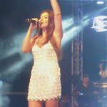 На концерте Жасмин