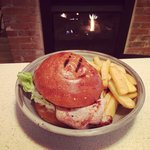 Tuesday burger night $13