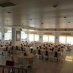 Закрытый зал для еды