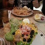 sumo meal and worlds biggest taco