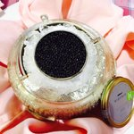 Ecological caviar from Riofrio- absolutely worth while eating !!!👍