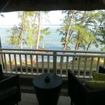 Balcoy with sea view