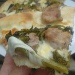 The Friarelli, Salsicce & Provola Affumicata pizza
