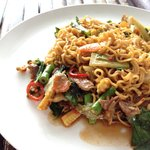 Fried Mama Noodles