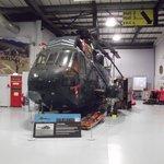 Falklands Helicopter