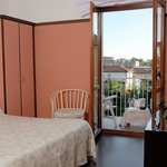 Balcony double room sample