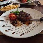 Fabulous fillet steak