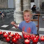Making wishes -