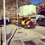 ski bus