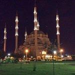 moschea di fronte all'hotel