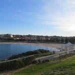 View down to Coogee