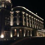 Hotel à noite