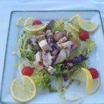 salade de la mer ...