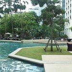 Beautiful Siam Kempenski Hotel