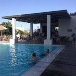 other pool and bar area