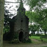 The beautiful chapel hidden in the grounds
